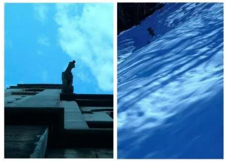 DUIAP Bleu d'hiver