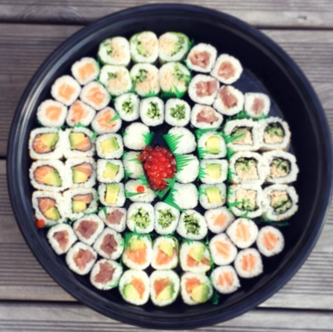 Sushis...