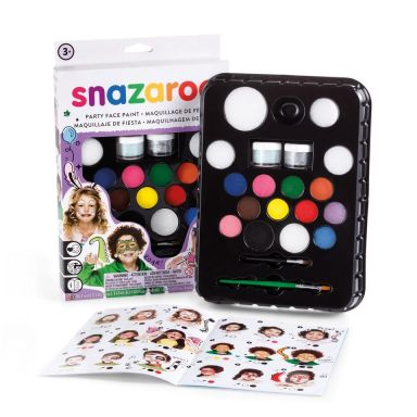 kit maquillage fête Snazaroo