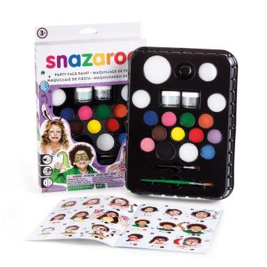 kit maquillage fête Snazaroo