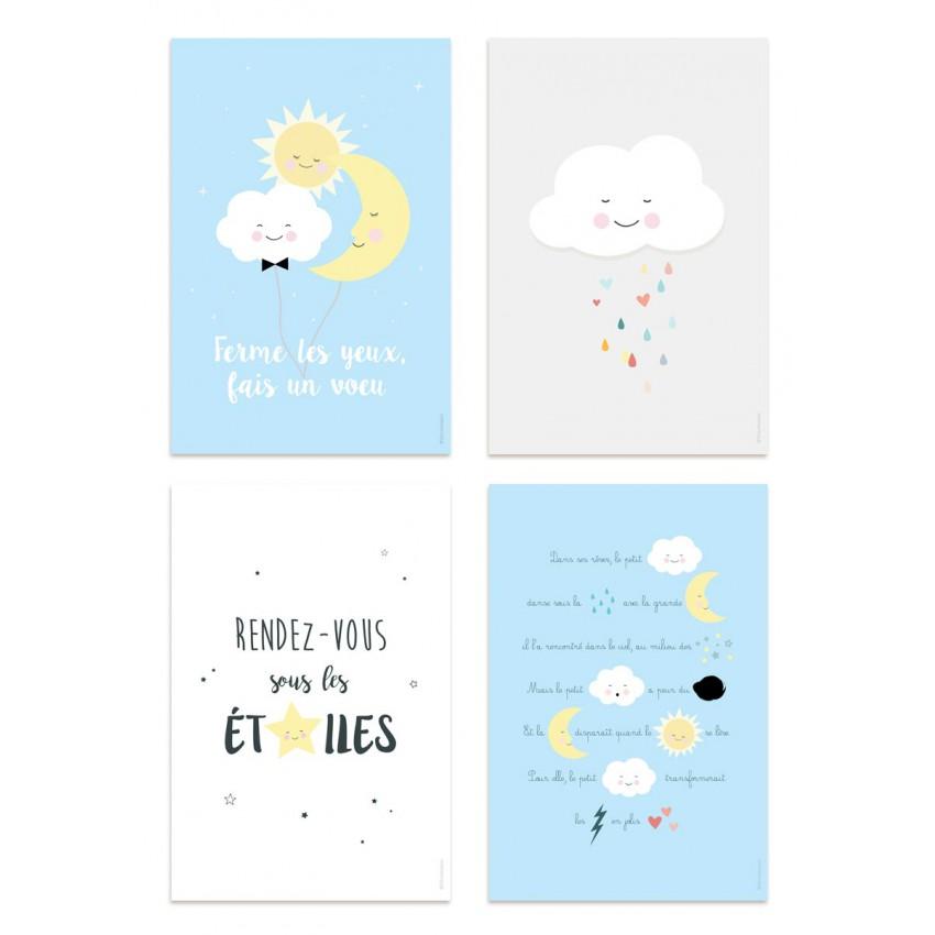 kits-de-4-affiches-nuage